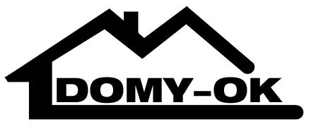 Logo DOMY-OK - domy w Łomiankach