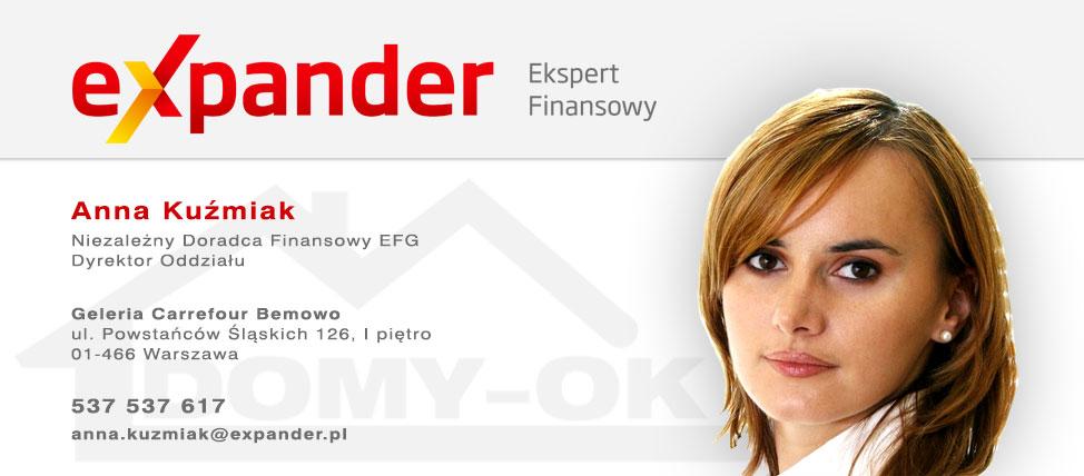 Finansowanie domu w Łomiankach