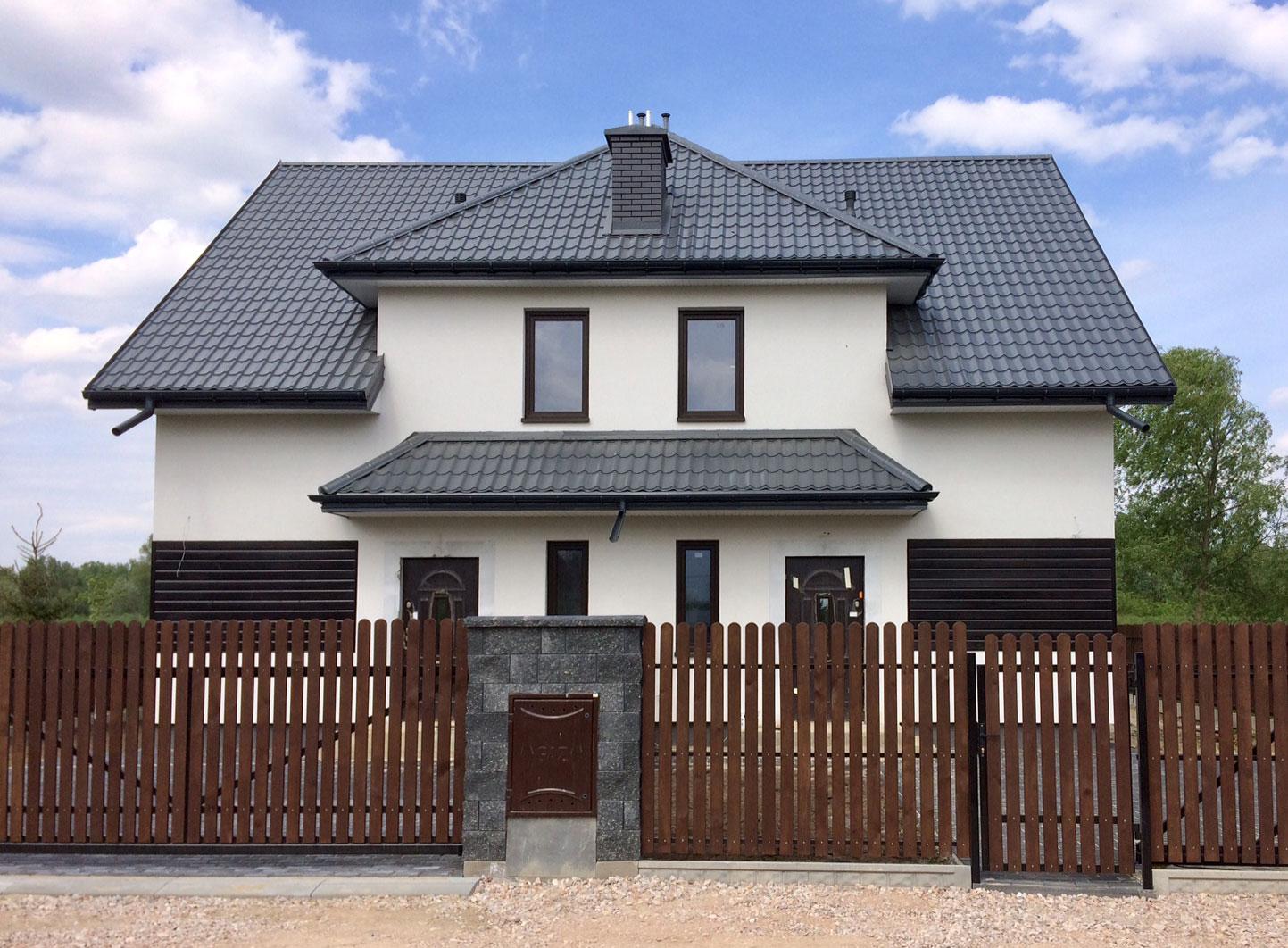Domy-OK Dom w Łomiankach